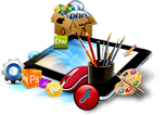 creative web design,multimedia animation,scavion